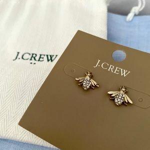 J.CREW Bee Earrings